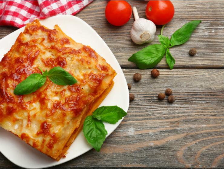 lasagne vege